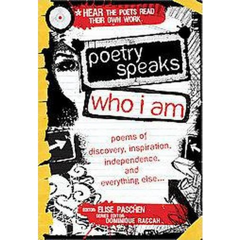 Poetry Speaks Who I Am (Mixed media product)