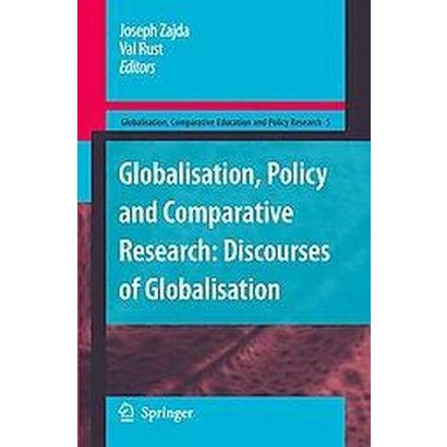 Globalisation, Policy and Comparative Research (Hardcover)