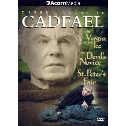 Cadfael: Set II - The Virgin in the Ice/The Devil's Novice/St. Peter's Fair (3 Discs)
