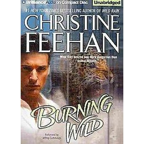 Burning Wild (Unabridged) (Compact Disc)