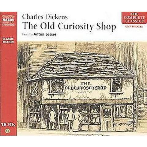 Old Curiosity Shop (Unabridged) (Compact Disc)