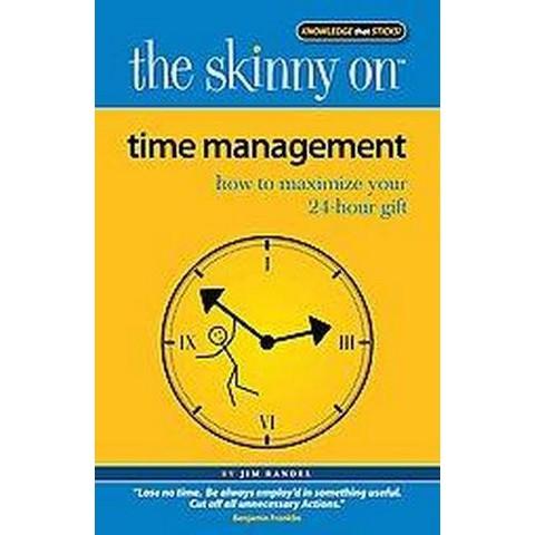 Time Management (Paperback)