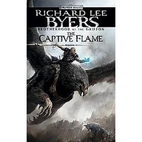 The Captive Flame (Paperback)