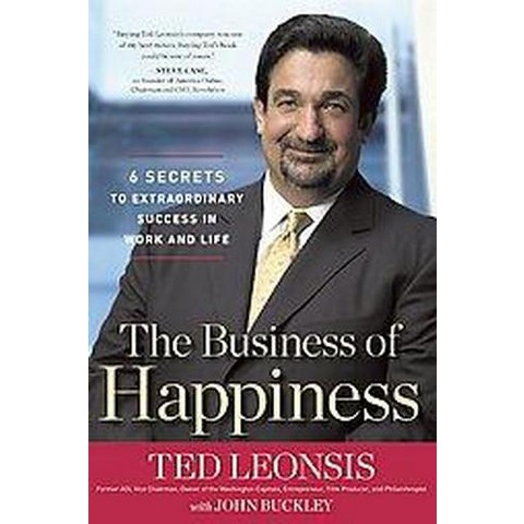 The Business of Happiness (Hardcover)