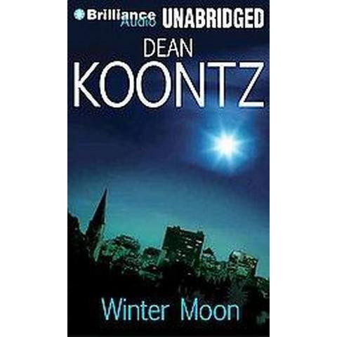 Winter Moon (Unabridged) (Compact Disc)