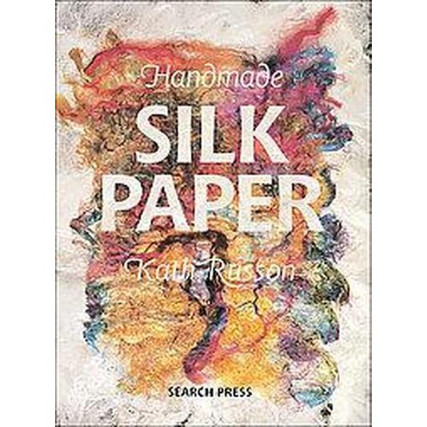 Handmade Silk Paper (Paperback)