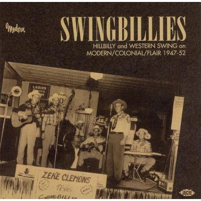 Swingbillies: Hillbilly and Western Swing