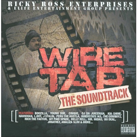 Wire Tap: The Soundtrack [Explicit Lyrics]