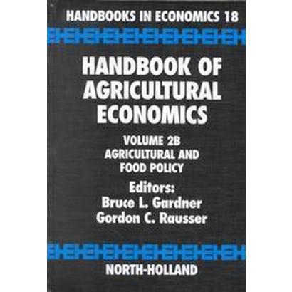 Handbook of Agricultural Economics (2) (Hardcover)
