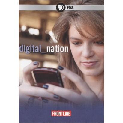 Frontline: Digital Nation (Widescreen)
