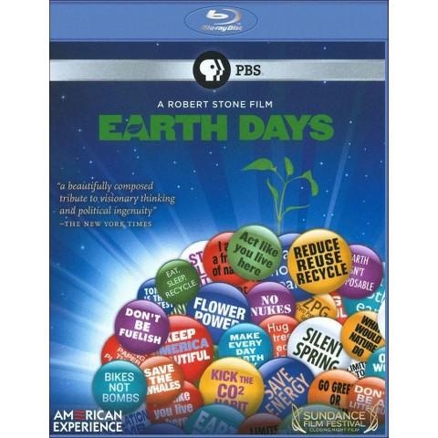American Experience: Earth Days (Blu-ray)