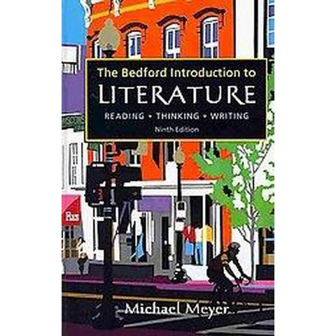 Bedford Introduction to Literature (Hardcover)
