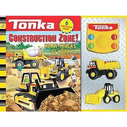 Tonka Construction Zone! (Board)
