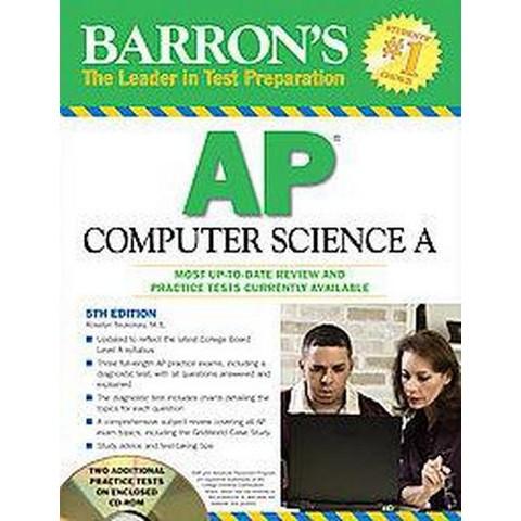 Barron's AP Computer Science A (Mixed media product)
