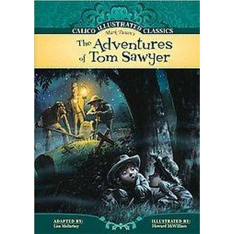 The Adventures of Tom Sawyer (Hardcover)