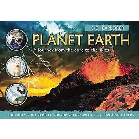 3D Explorer: Planet Earth (Hardcover)