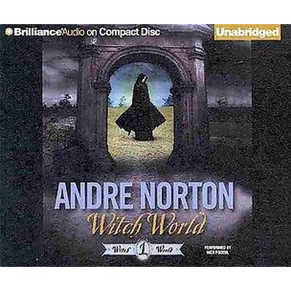 The Witch World (Unabridged) (Compact Disc)