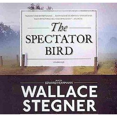 The Spectator Bird (Unabridged) (Compact Disc)