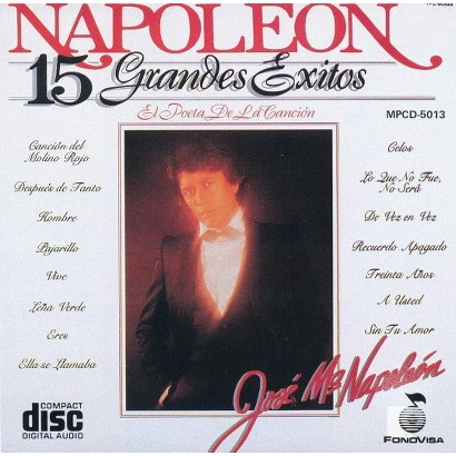15 Grandes Exitos (Greatest Hits)