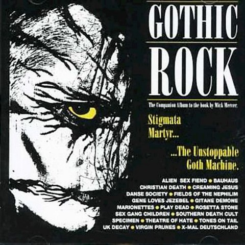 Gothic Rock, Vol. 1 (Jungle/Freud)