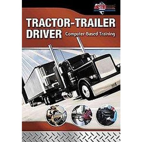Trucking Tractor-Trailer Driver (CD-ROM)