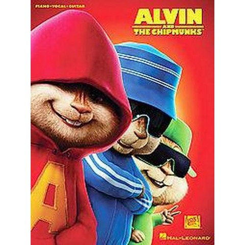 Alvin and the Chipmunks (Paperback)