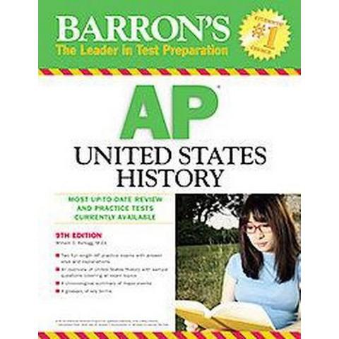 Barron's AP United States History (Paperback)