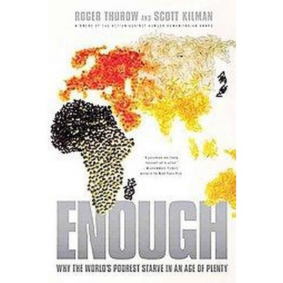 Enough (Reprint) (Paperback)