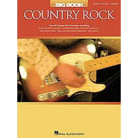 The Big Book of Country Rock (Paperback)