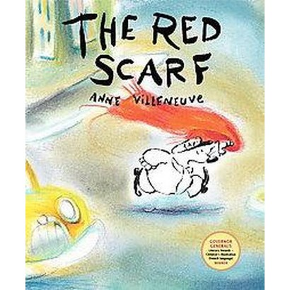 The Red Scarf (Hardcover)