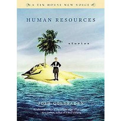 Human Resources (Paperback)