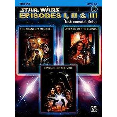 Star Wars, Episodes I, II & III (Mixed media product)