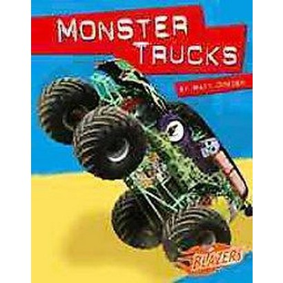 Monster Trucks (Hardcover)