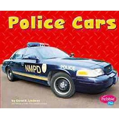 Police Cars (Hardcover)