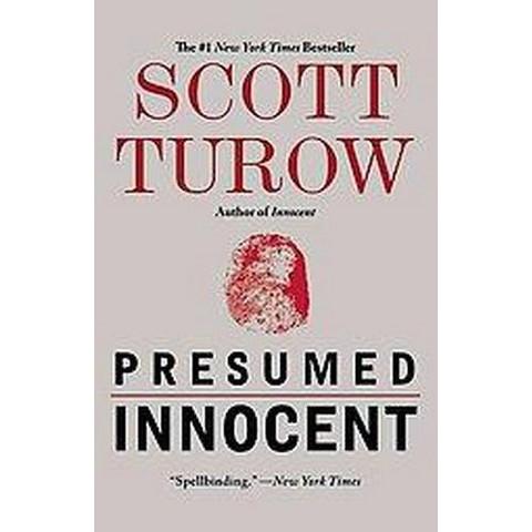 Presumed Innocent (Paperback)