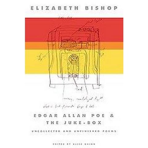 Edgar Allan Poe & The Juke-Box (Hardcover)