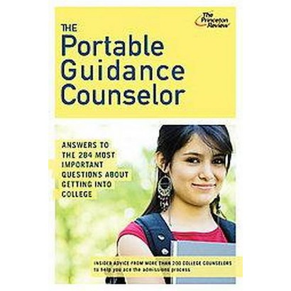 The Portable Guidance Counselor (Paperback)