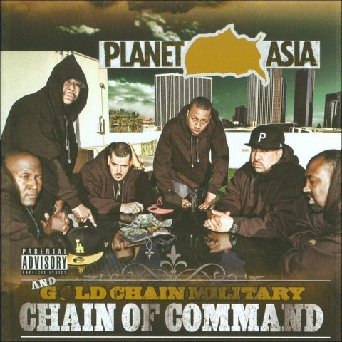 Chain of Command [Explicit Lyrics]
