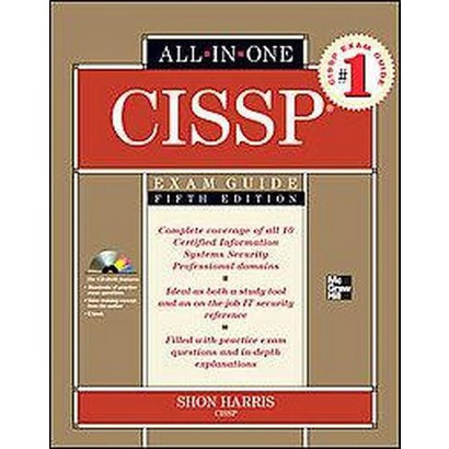 CISSP All-in-One Exam Guide (Mixed media product)