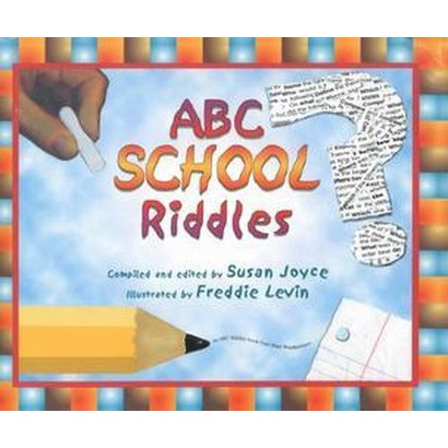 ABC School Riddles (Hardcover)