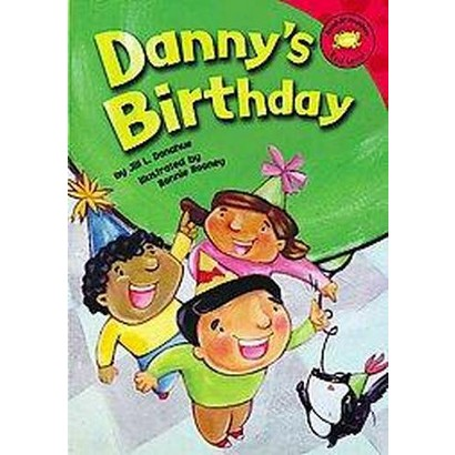 Danny's Birthday (Hardcover)