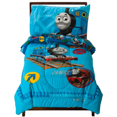 Thomas Bedding Set - Blue (Toddler)
