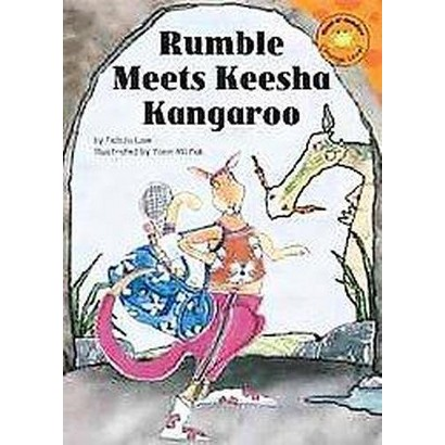 Rumble Meets Keesha Kangaroo (Hardcover)