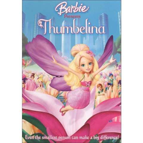 Barbie Presents: Thumbelina (Spanish Packaging) (Widescreen)