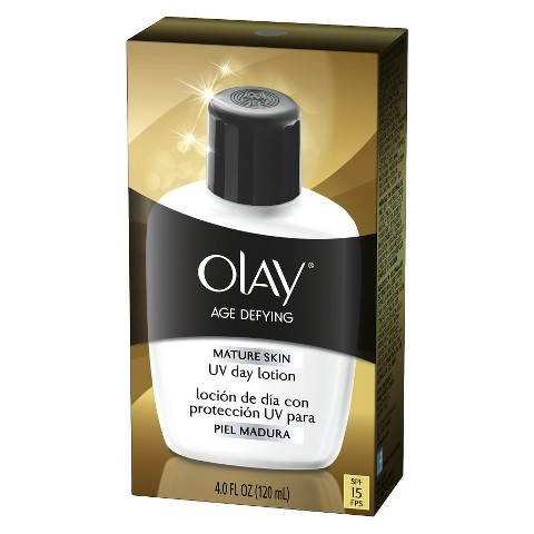 Olay Age Defying Mature Skin Day Lotion With SPF 15 - 4 oz