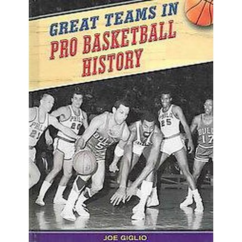 Great Teams in Pro Basketball History (Hardcover)