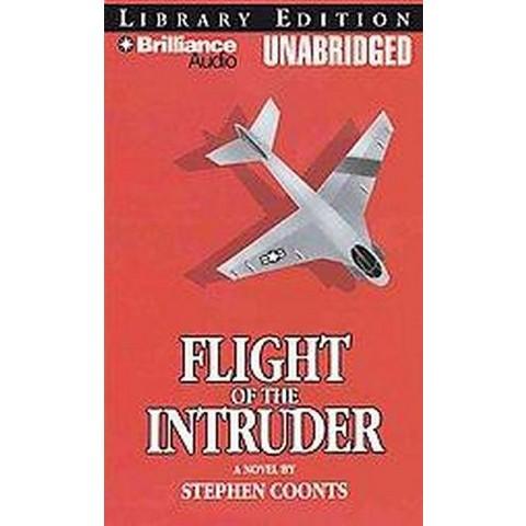 Flight of the Intruder (Unabridged) (Compact Disc)