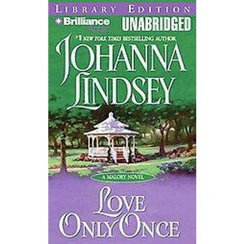 Love Only Once (Unabridged) (Compact Disc)