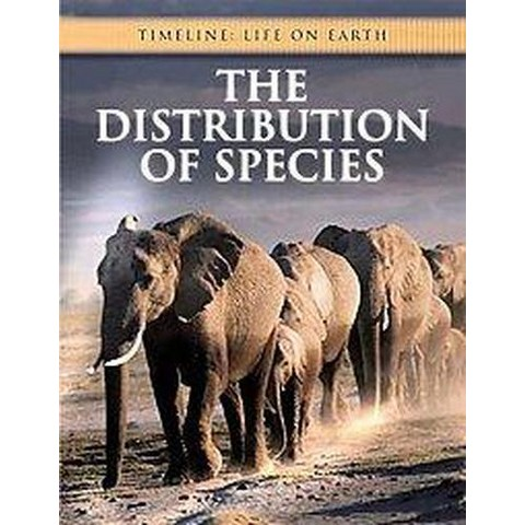 The Distribution of Species (Hardcover)