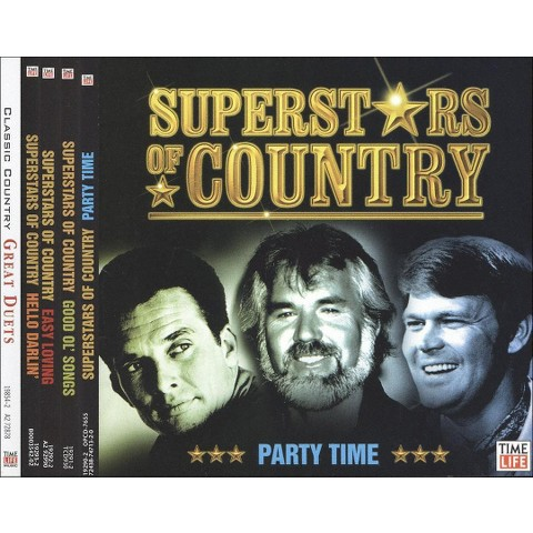Superstars of Country (Time Life)